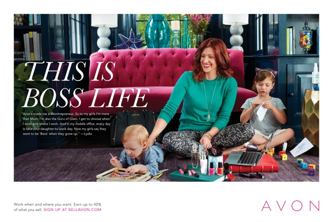 """this-is-boss-life""-print-advertising-featuring-avon-representative-lydia-3-HR"